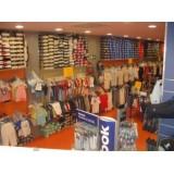 Instalación tiendas o sistema lamas H.